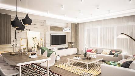 C7 Livingroom-2 by akcalar