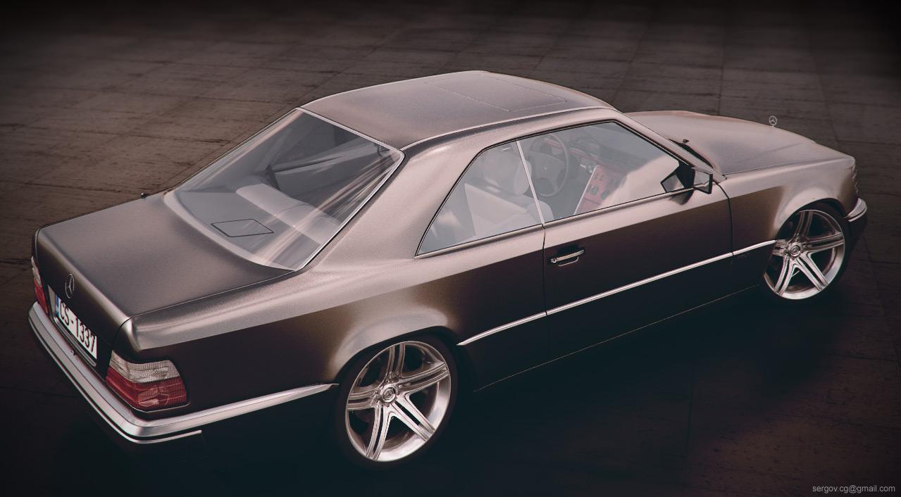 W124 E-Class Picture Thread