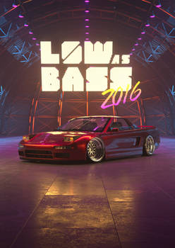 Low As Bass 2016