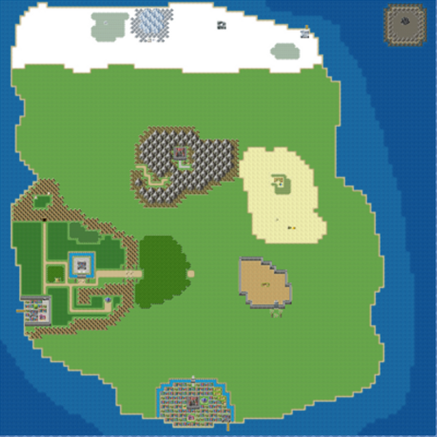 Rpg maker world map wip by aleronssword on deviantart rpg maker world map wip by aleronssword gumiabroncs Images
