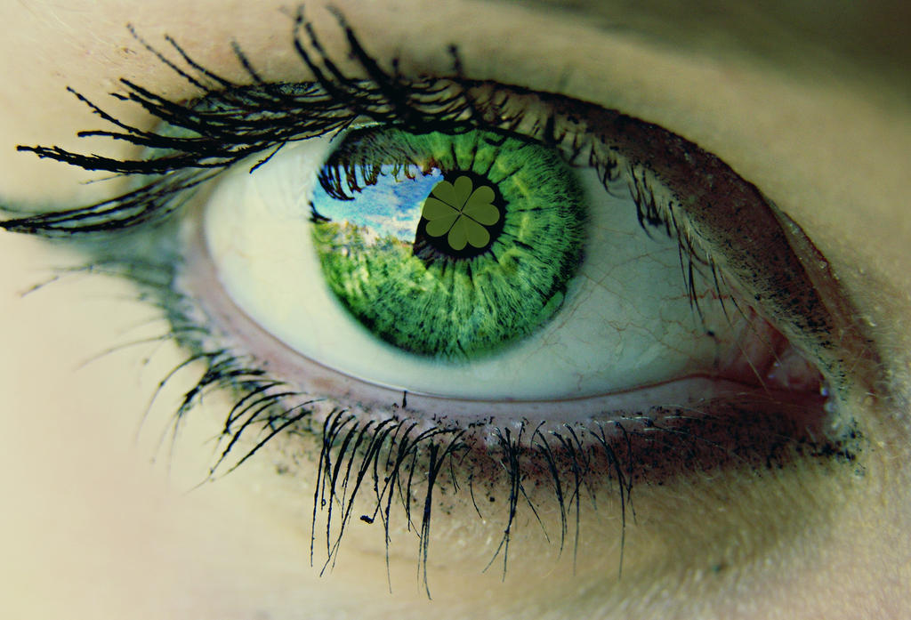 Green Eyed Lady Avatar