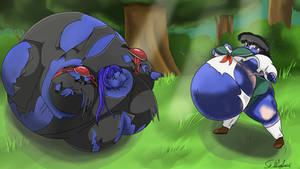 Don't Pick Weird Blueberries