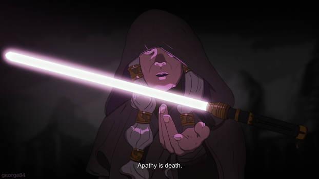 Apathy is Death