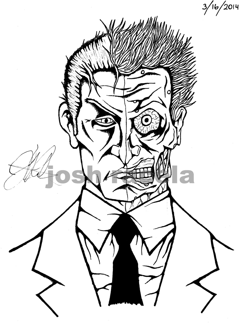 Two Face Lego Batman Coloring Pages Coloring Pages