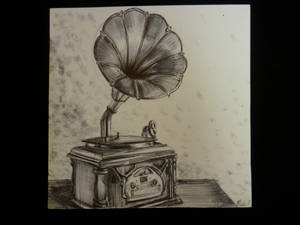 Pen series - Record Player