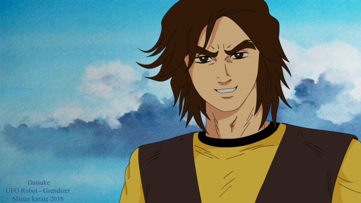 Actarus / Le Prince d'Euphor / Duke Fleed - Page 36 Daisuke___ufo_robot___grendizer_by_mrkaratedo-dch7ksm