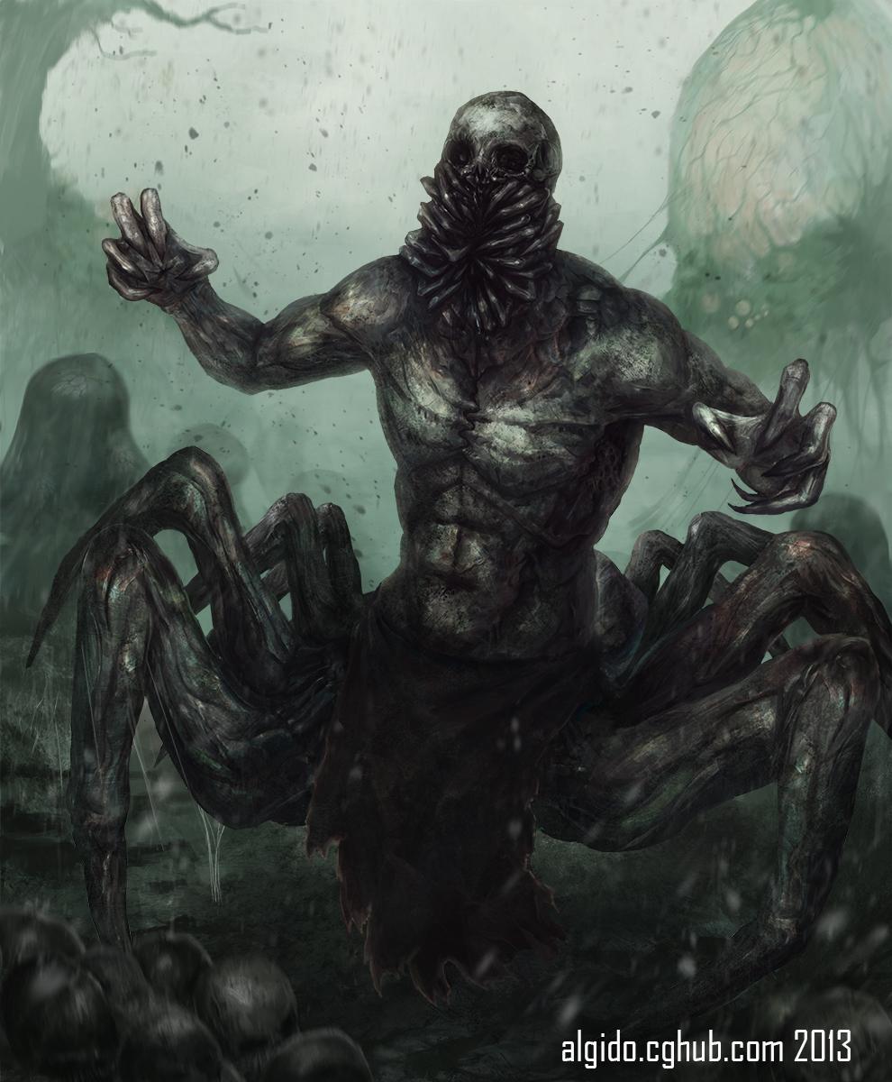 CursedWeaver by Algido
