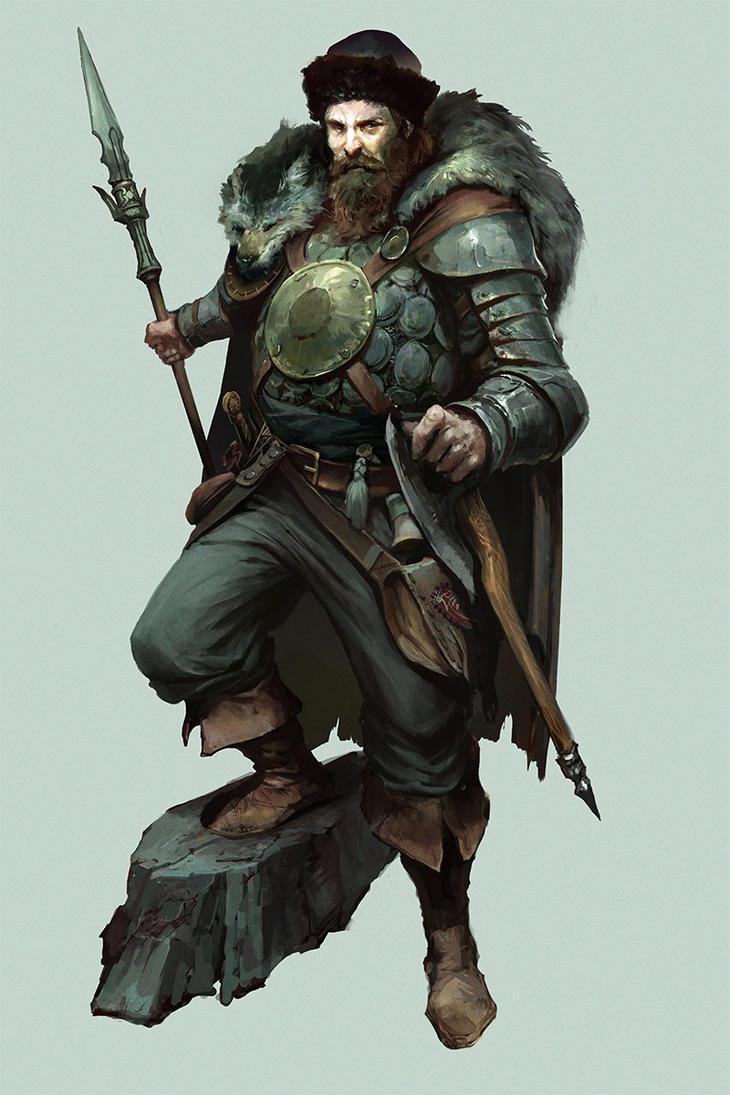 Axeman by Algido
