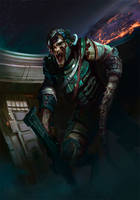 DeadAstronaut by Algido