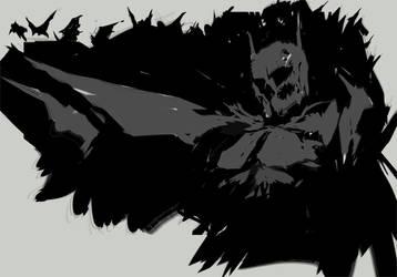 Batman by Algido