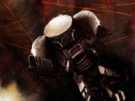 Robot by Prulap