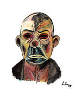 Joker Mask by Prulap