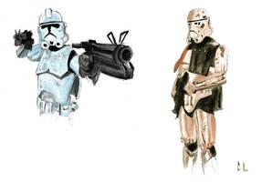 Troopers by Prulap