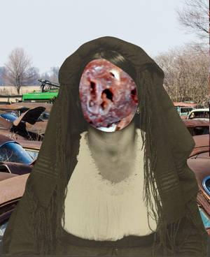 Meat Lady by kaijusaurus387