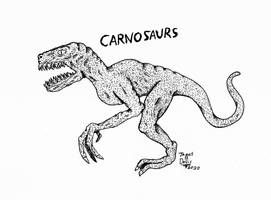 Creature Feature - Carnosaurs