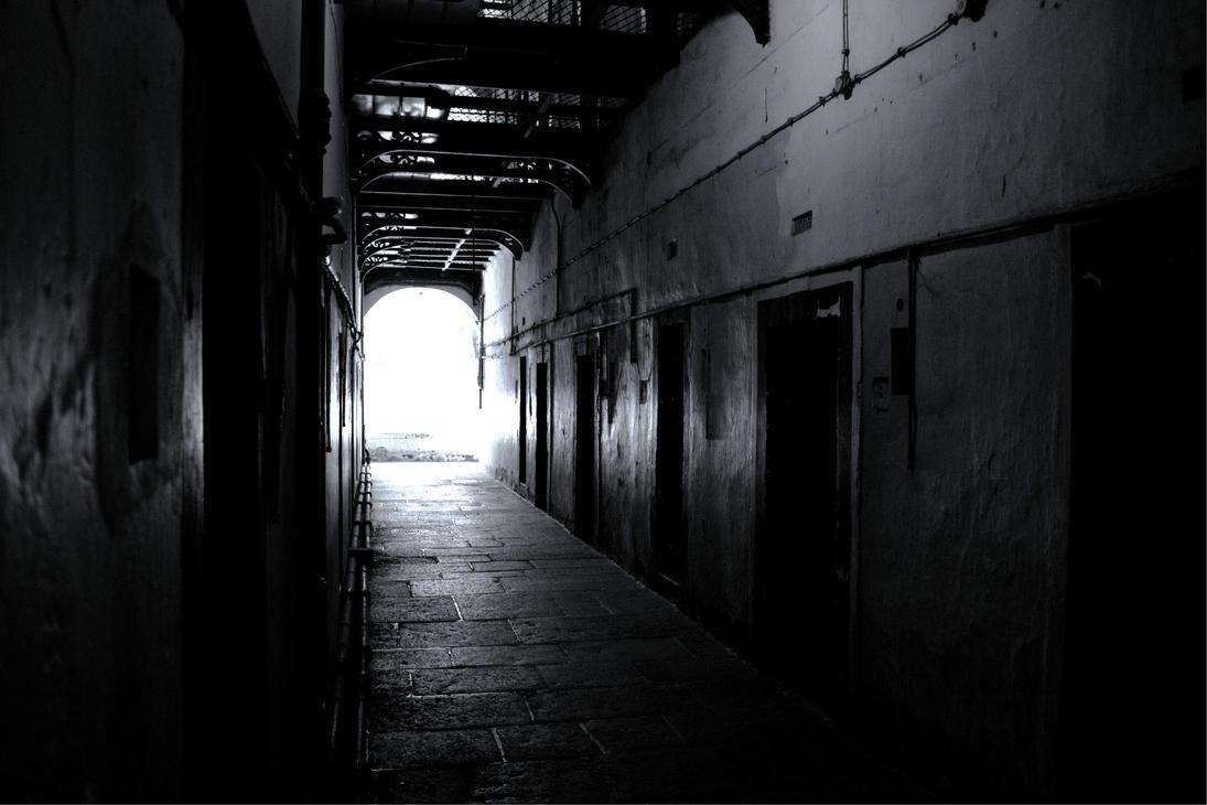 In Jail by DreamingSkyline