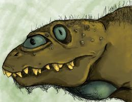 Beasty sketch