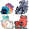 Paca Icons ::Batch:: by SourDreamer