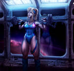 samus workout
