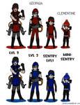 ::TF2:: sentry girls