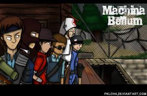 ::Machina Bellum :: crew