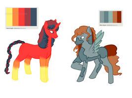 ::MLP design:: palette challenge/adopts OPEN