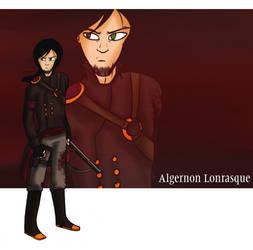:: Guns and Ships:: Lieutenant Algernon Lonrasque