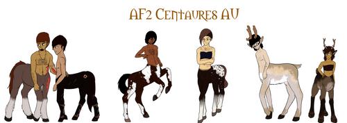:: AF2:: Centaures Au