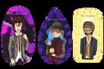 :: Neo-London:: Character Archetypes