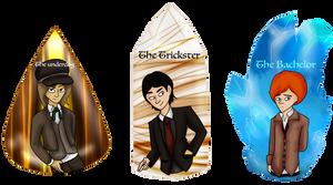 ::Neo-London:: Character archetypes 2