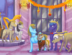 ::OT-mlp-RP:: Once upon a Heartwarming 2