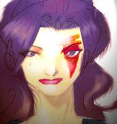 Psylocke by kikin 2004 by kikegalvan