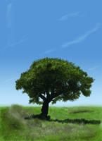 1hour tree painting by para-vine