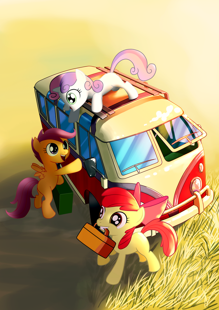 CMC with microbus by GashibokA