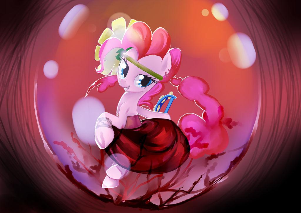 Gypsy pinkie's dance