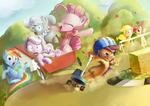 Ponyville Drift