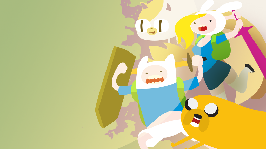 Wallpaper adventure time by gashiboka on deviantart wallpaper adventure time by gashiboka thecheapjerseys Choice Image