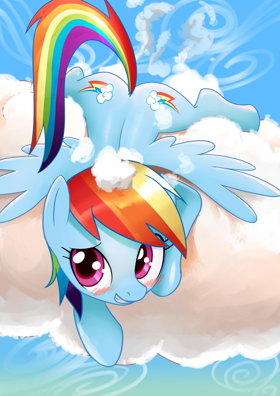 Rainbow happening