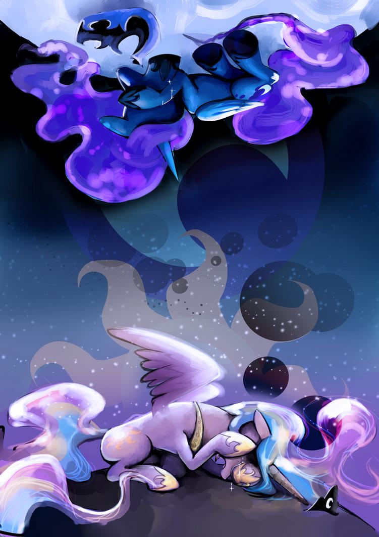 planet sisters 2 by GashibokA