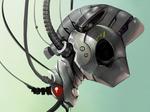 Request:Robot head
