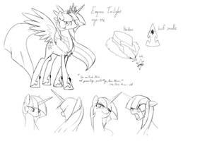 RTNR : Empress Twilight concept by GashibokA