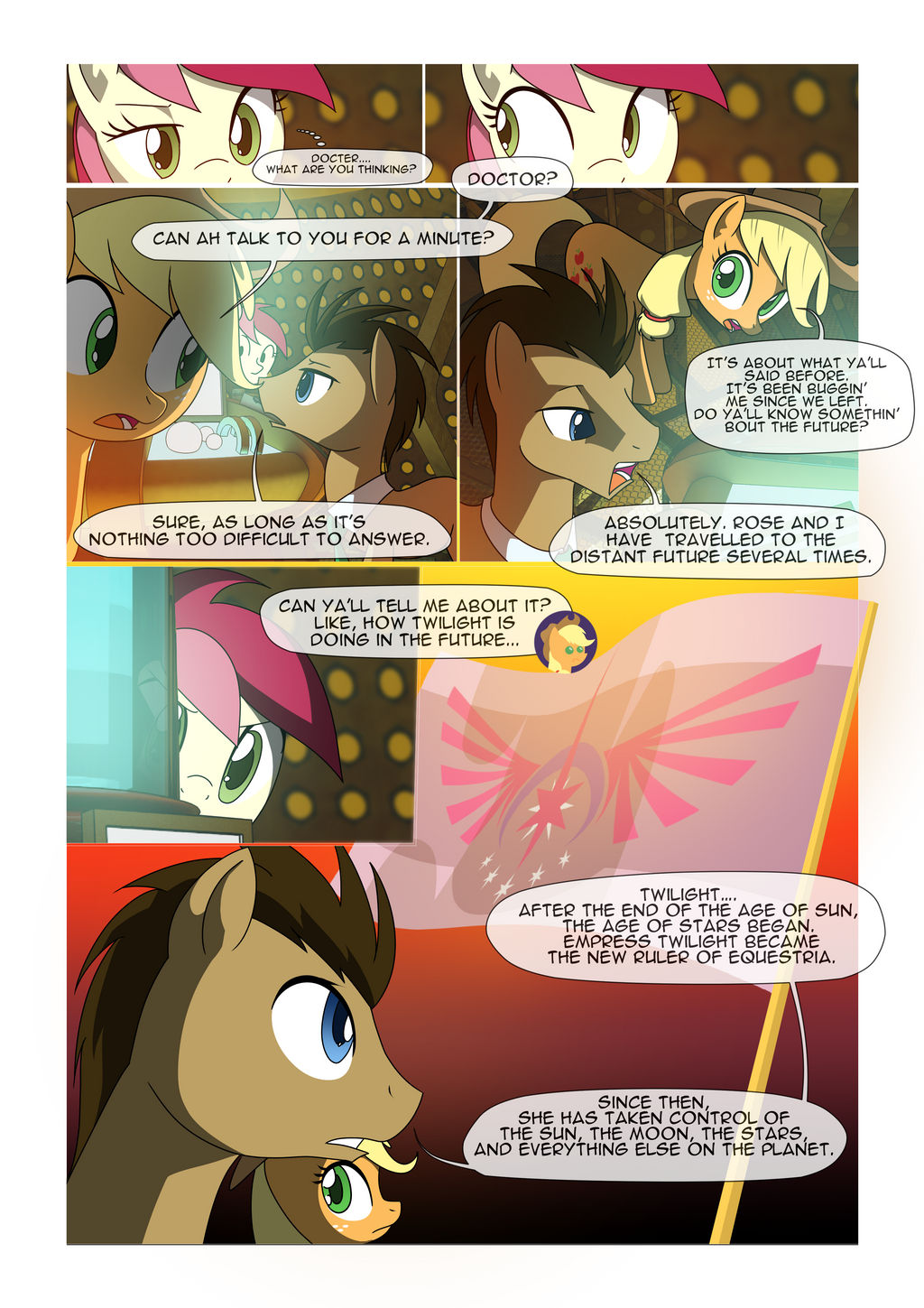 Recall the Time of No Return[Eng] - page 18