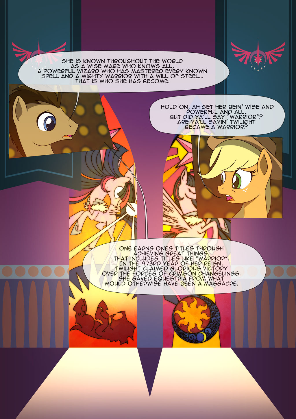 Recall the Time of No Return[Eng] - page 19