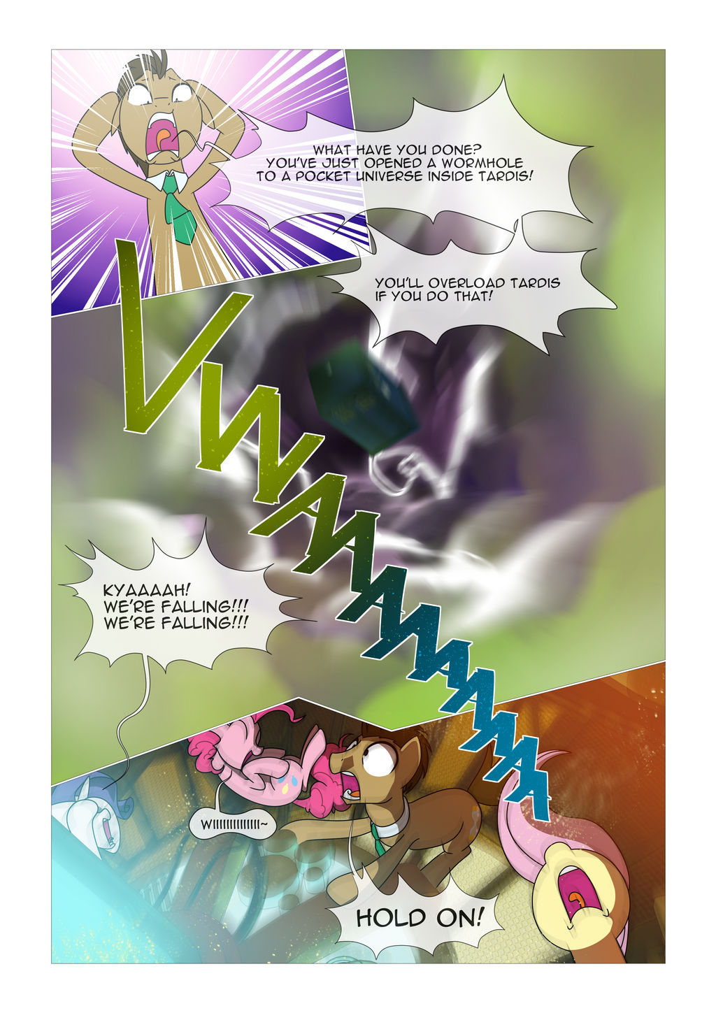 Recall the Time of No Return[Eng] - page 21