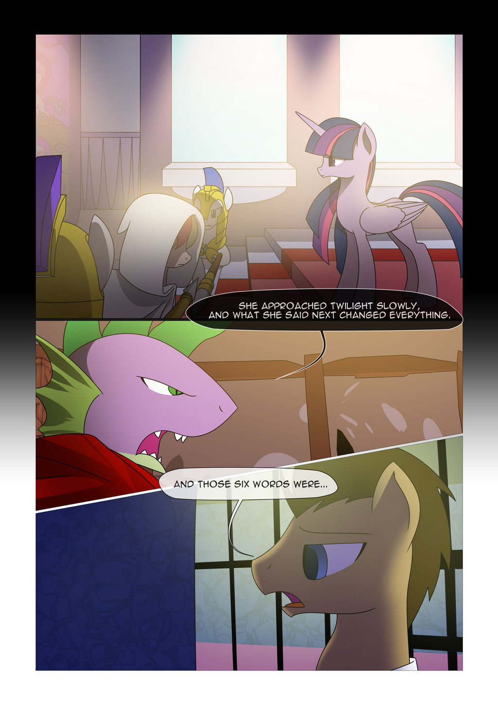 Recall the Time of No Return[Eng] - page 74
