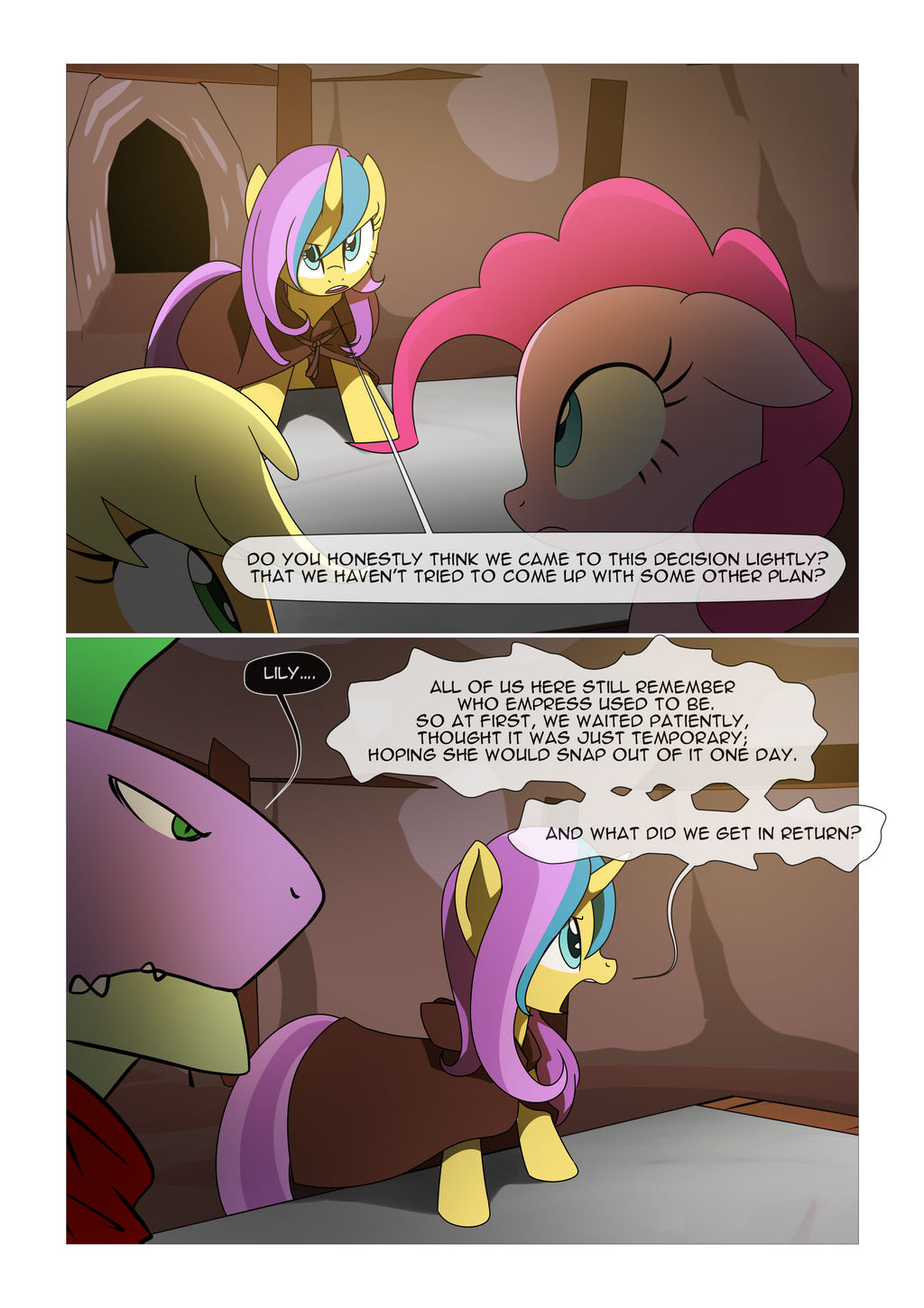 Recall the Time of No Return[Eng] - page 85