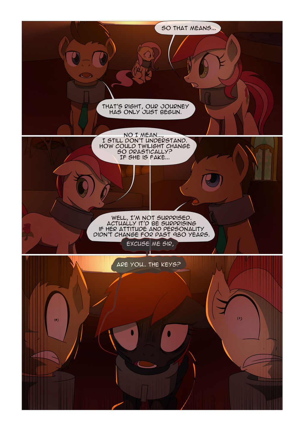 Recall the Time of No Return[Eng] - page 131