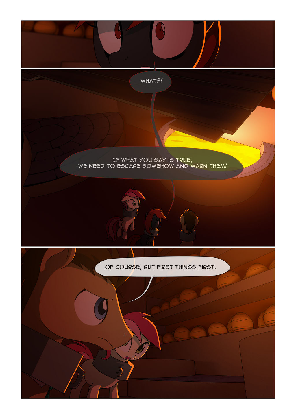 Recall the Time of No Return[Eng] - page 146