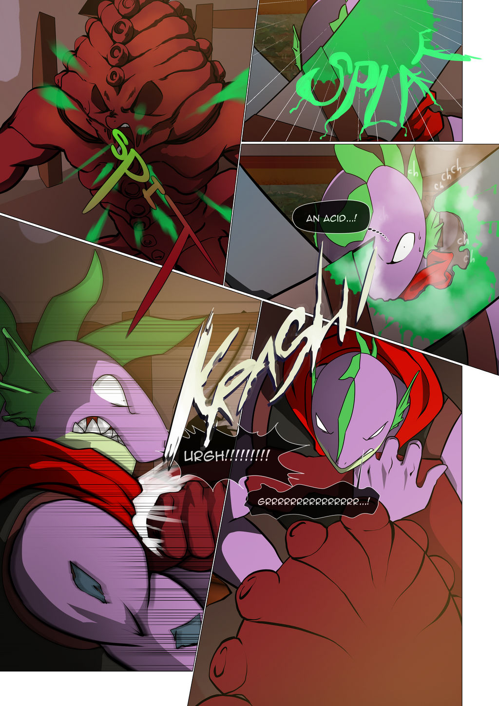 Recall the Time of No Return[Eng] - page 153