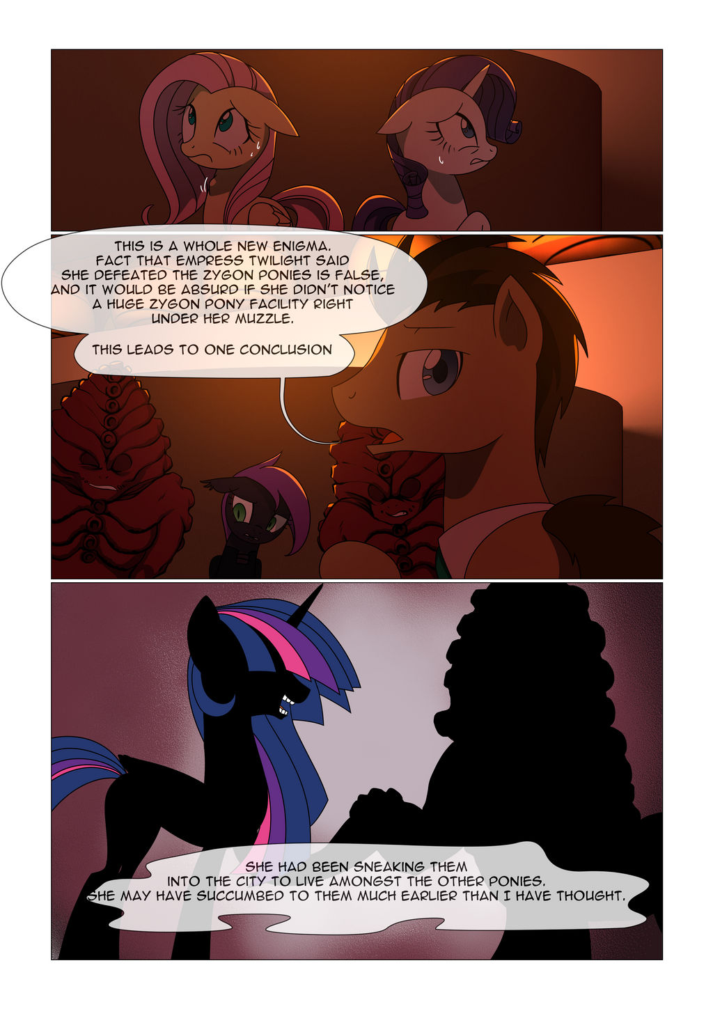 Recall the Time of No Return[Eng] - page 160